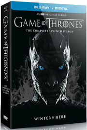 Season 7 box set Blu-ray