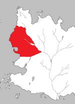 Andalos borders