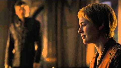 """Game of Thrones Season 6 Episode 1 Clip """"Cersei and Jamie"""" (HBO)"""