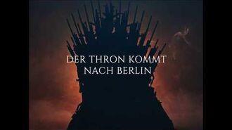 Der Thron kommt nach Berlin.-0