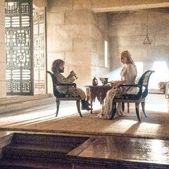 Tyrion und Daenerys lernen sich kennen