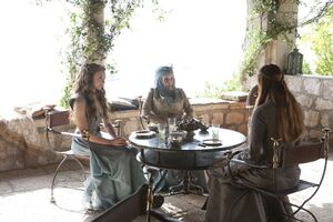 302 Margaery Olenna Sansa