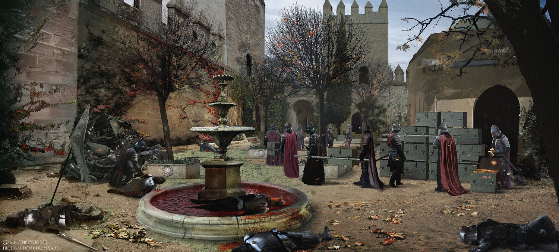 Rosengarten Game Of Thrones