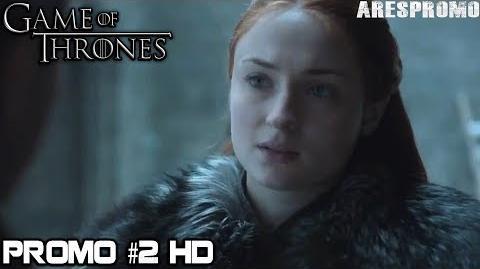 Game Of Thrones 7x02 Trailer 2 Season 7 Episode 2 Promo Preview HD Stormborn Comic Con 2017