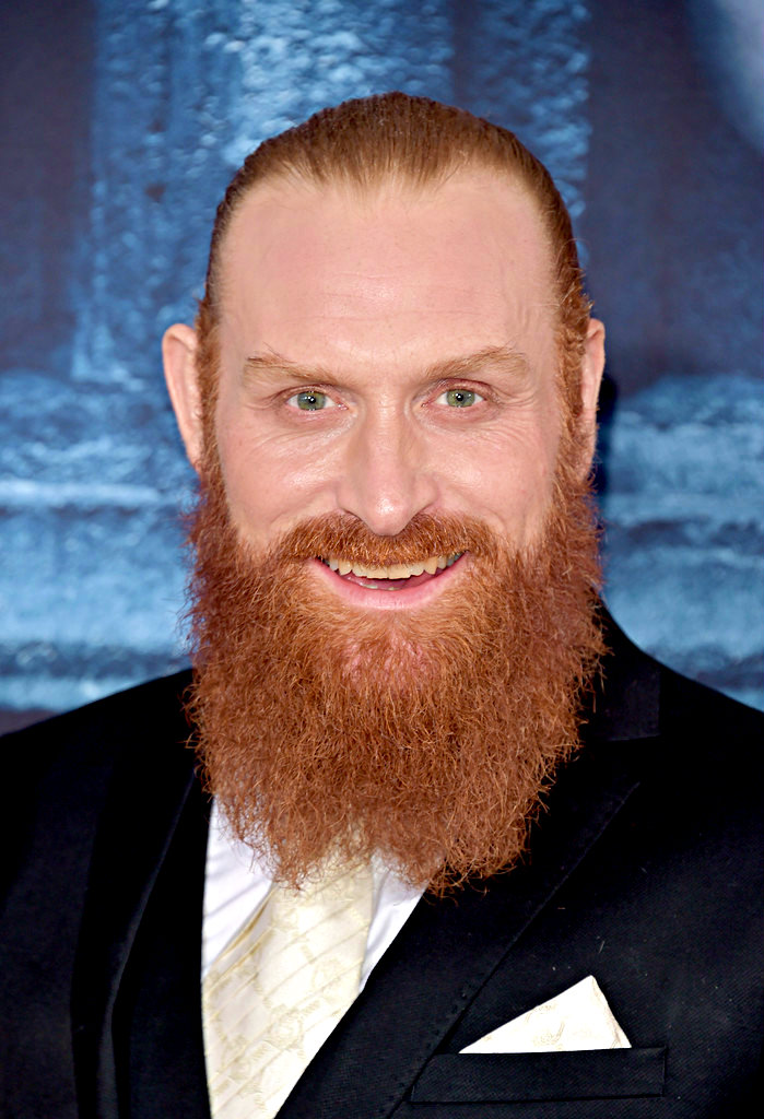Kristofer Hivju Game Of Thrones Season 6