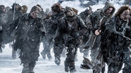 706 Army of the Dead Beyond the Wall