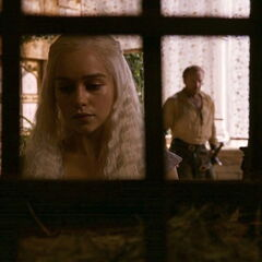 Daenerys i ser Moran.