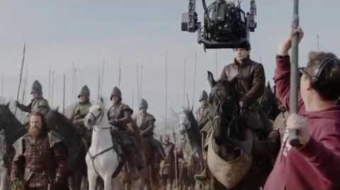 Game of Thrones Season 6 Anatomy of A Scene The Battle of Winterfell (HBO)