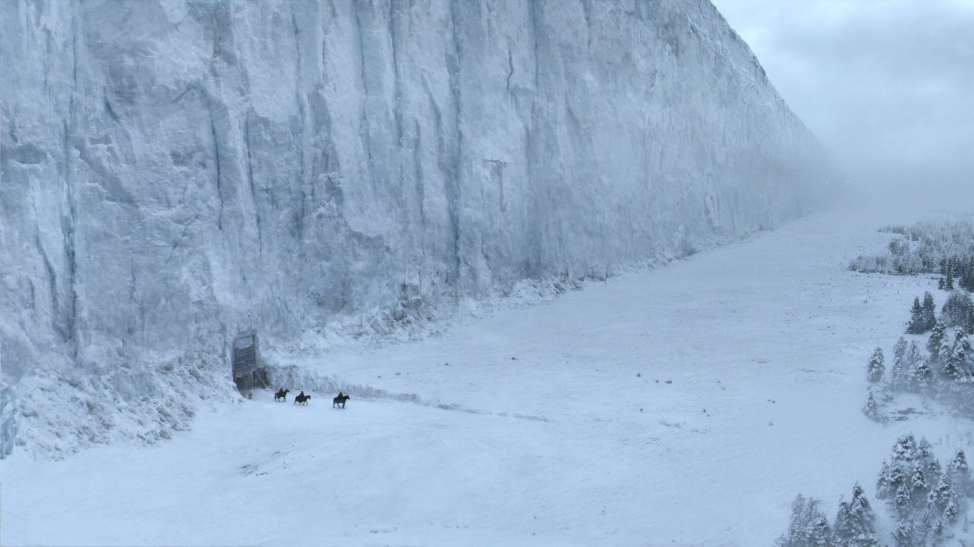 Portal Beyond The Wall Game Of Thrones Wiki Fandom Powered By Wikia