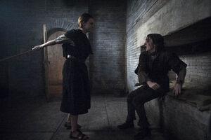 503 Heimatlose Arya Stark