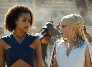 Dance of dragons dany missandei