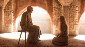 Mother's mercy high sparrow cersei