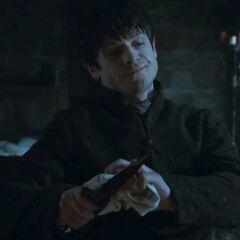 Ramsay after murdering Osha