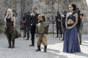 609 Daenerys verhandelt