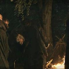 Brienne bliska zgwałcenia.