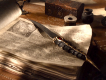 Catspaw dagger in Cripples, Bastards, and Broken Things
