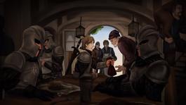 ארתור דיין עם כפריים