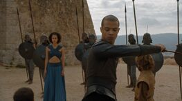 Grey worm kills