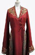 Cersei costume embroidery 3