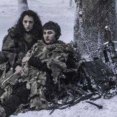 Bran i Meera.