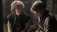 Tyrion and Jaime Lannister 4x07