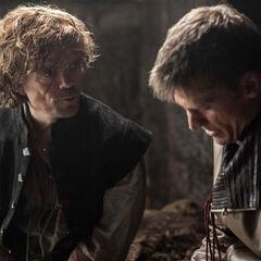 Jaime i Tyrion Lannister, <a href=