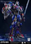 2000 MMTFM-08 Optimus Prime Ultimate Edition Transformers Age Extinction Statue From Prime 1 Studio (18)