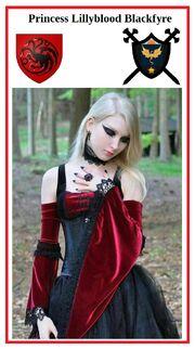 Princess Lillyblood Blackfyre (2)