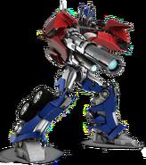 Transformers prime optimus prime ready to fire by jefimusprime-dai2qeq