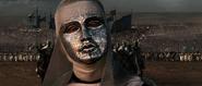 Steffon mask closeup