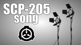 SCP-205 song