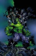 Darkness Incredible Hulk Vol 1 1 Silvestri Textless Variant