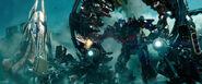 DOTM optimus armored weapons platform