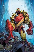 Iron Man 2020 Vol 2 3 Lozano Variant Textless