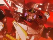 Cybertron optimus in firespace