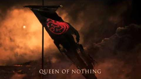 Game of Thrones Season 6 Targaryen Battle Banner Tease (HBO)