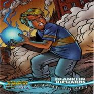 Franklin RIchards -GOD-