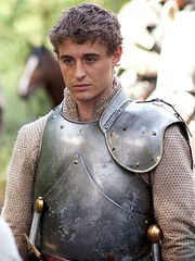 Max Irons as Eddin Blackgard