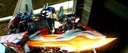 Optimus Prepares For Battle