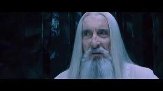 Saruman is a bully!