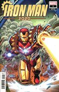Iron Man 2020 Vol 2 1 Lim Variant