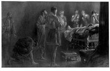 Trevyr's death