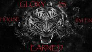Glory is Earned Poster