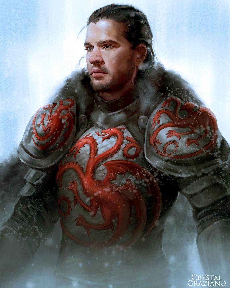 Jon Schnee Aegon Targaryen