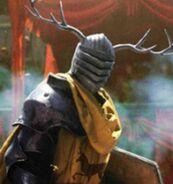 Daveth in Baratheon armor