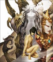 Birth of Shin Megami Tensei IV Cover SMTIV