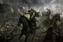 Bloodborn pillaging Crownlands