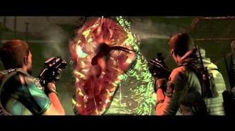 RE6 - Piers Nivans & Chris Redfield - NO THANKS REMAINING!-0