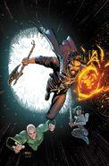 Doctor Strange Vol 4 20 Mora Variant Textless