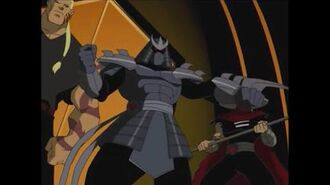The great quotes of The Shredder (Ch'rell)